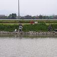 x4 滋賀県 草津市 志那の池