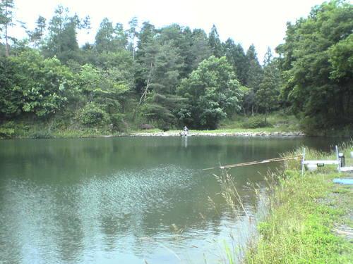 u1 滋賀県 三雲 瓢箪池