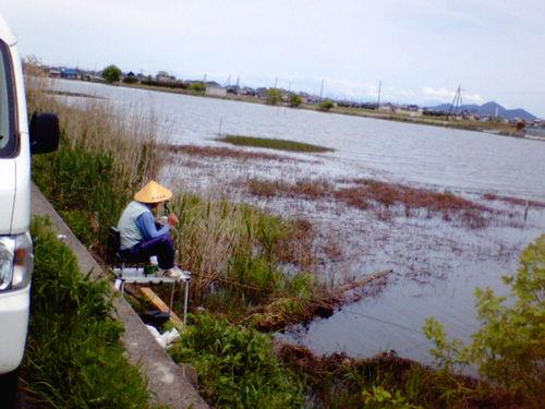 w2 滋賀県 守山 5号水路